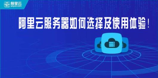阿里云服务器如何选择及使用体验,网站使用阿里云的好处